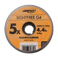 2x 50 M Airflo Sightfree G3 Fluorocarbon 2New Spools 10lb